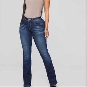 Boot cut jeans Fashion Nova